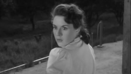 """Mala Powers in """"Outrage"""" 1950, directed by Ida Lupino"""