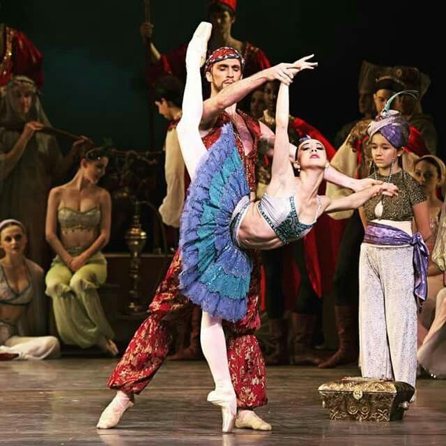"""<< Isabella Boylston (American Ballet Theatre) in """"Le Corsaire"""" # Photo © Gene Schiavone >>"""