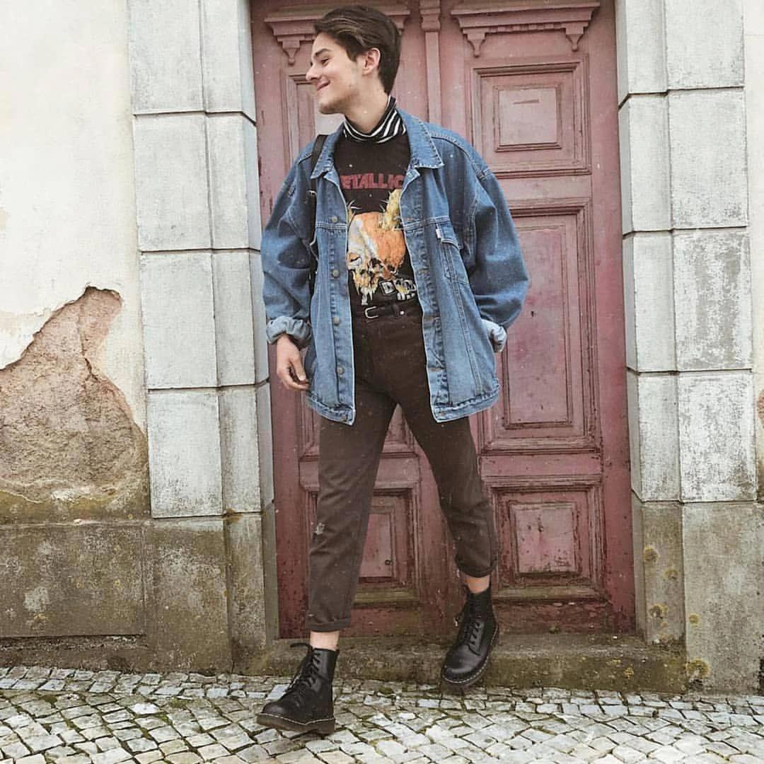 Mens Fashion Hair #MensFashionImages id:5  Hipster