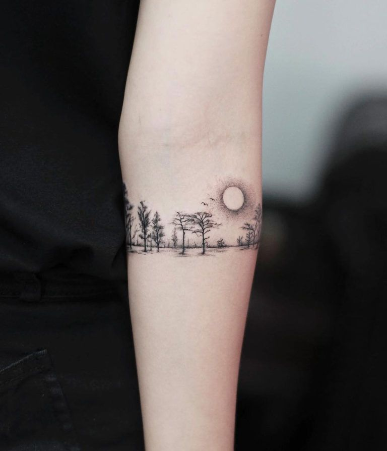 c2d830a30 Girls, These 30 Tattoos Are Straight-Up Magical | Tattoo | Nature ...