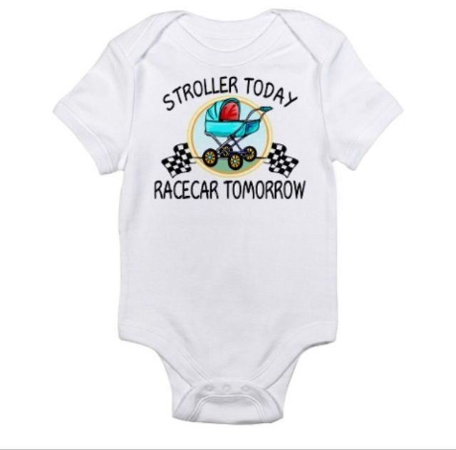 7680ce32f49 Racing baby More