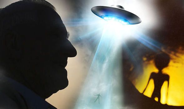 Photo of 'Gagged' ex-MoD cop who 'saw UFO at Greenham Common' BREAKS nearly 30-year silence