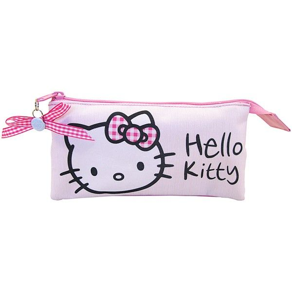 Pencil Case - Hello Kitty - Available now on Becky & Lolo