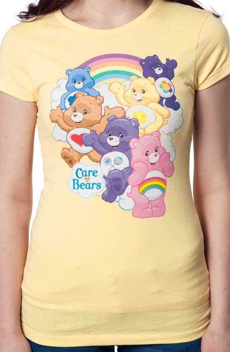 925dcb87 Rainbow Care Bears Shirt: 80s Cartoons Care Bears T-shirt | New ...