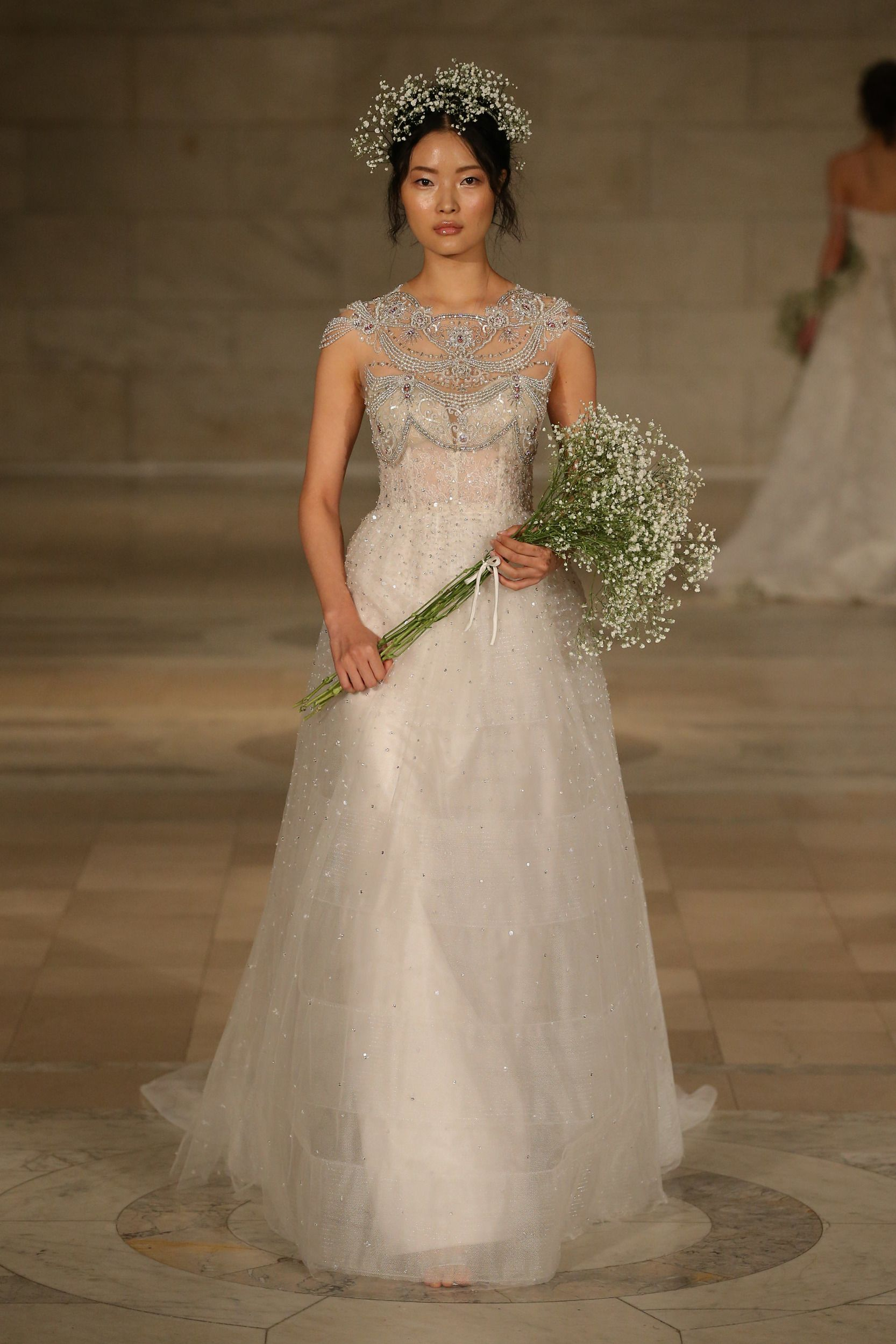 Reem Acra makes our dreams come true with her new bridal line ...