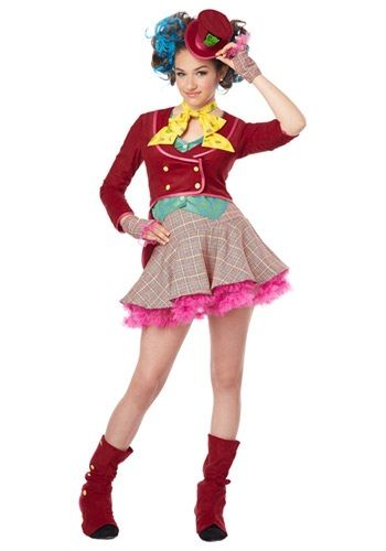 //images.halloweencostumes.com/products/15334/1-2/tween-mad-as-a-hatter- costume.jpg  sc 1 st  Pinterest & http://images.halloweencostumes.com/products/15334/1-2/tween-mad-as ...