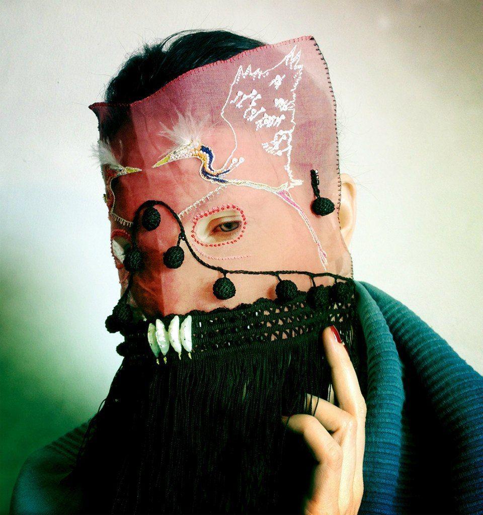 Арты маски на лицо