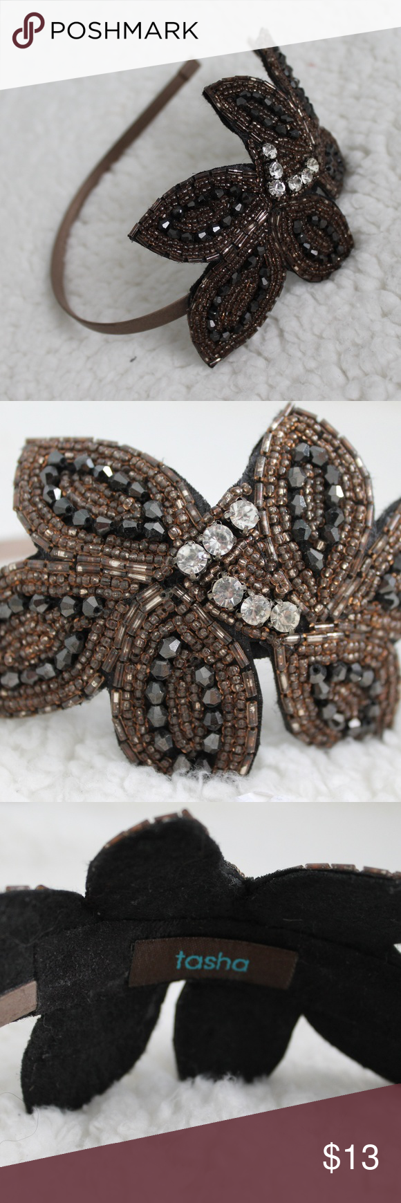 Dazzled headband pinterest hair accessories formal and prom
