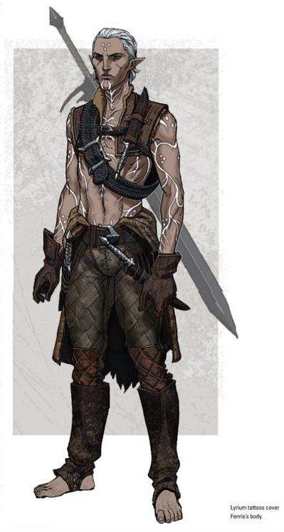 14+ Fenris armor info
