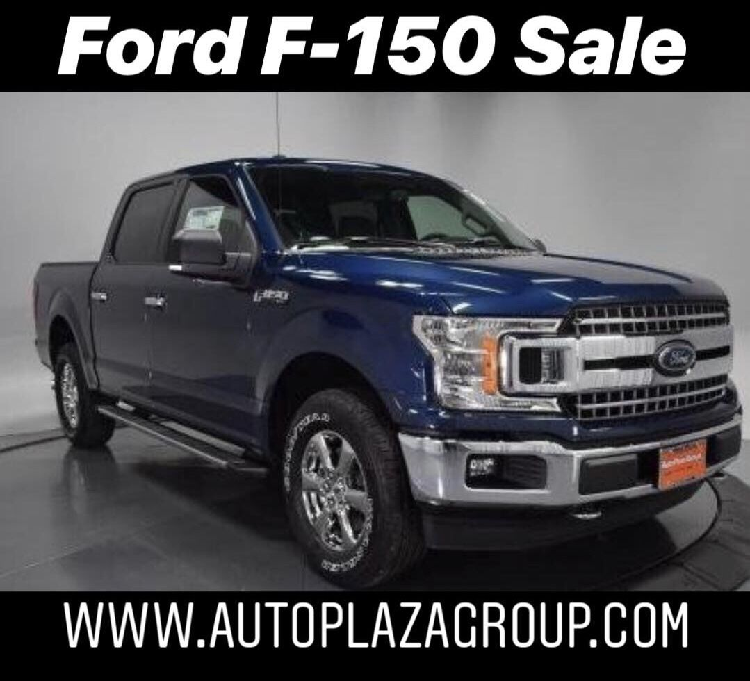 Ford F 150 Sale Going On Now At Auto Plaza Group All 3 Ford
