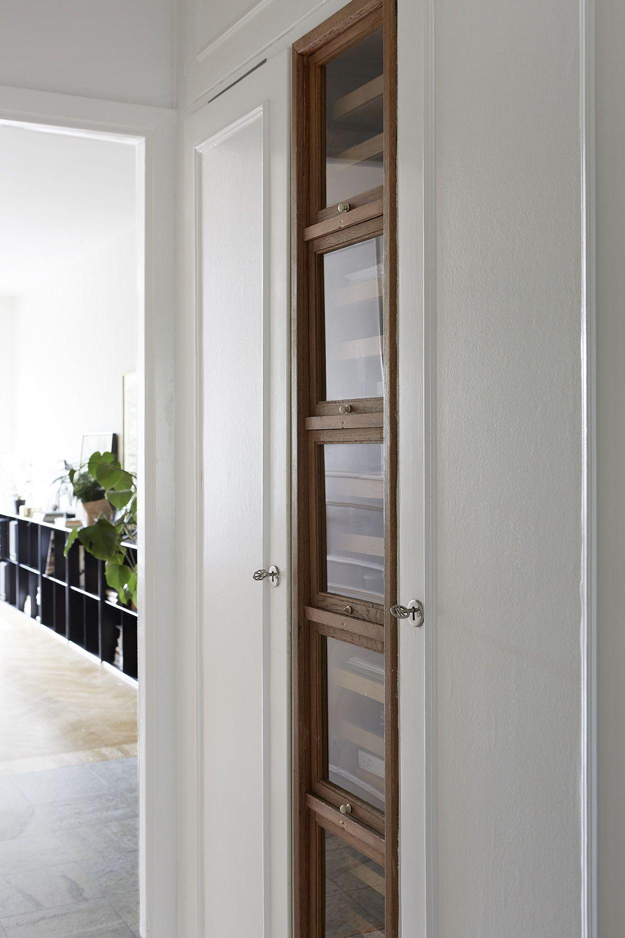Scandinavian interior Mailbox Polhemsgatan 36 3 tr Fantastic