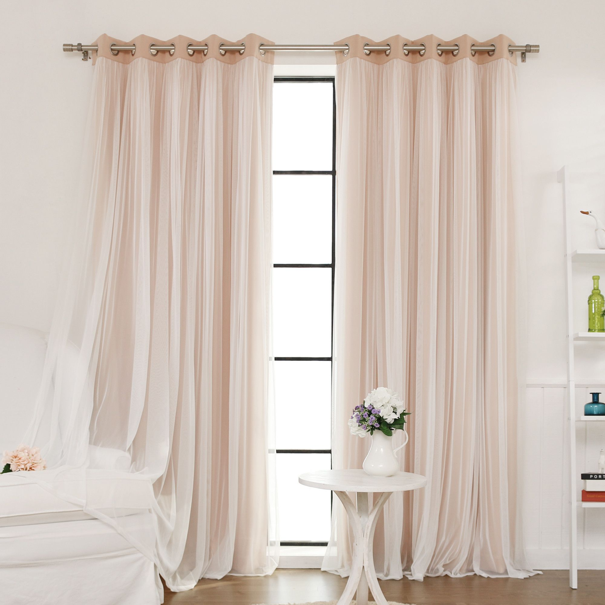All products bedroom bedroom decor window treatments curtains - Anabelle Thermal Blackout Energy Efficient Grommet Curtain Panel Pair Grommet Curtainsblackout Curtainscurtain Panelsgirls Bedroombedroom Ideasall