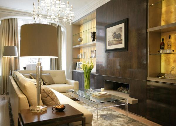 Rich U0026 Luxurious Contemporary Living Room Designed By The Award Winning  London Designer Katharine Pooley Great Ideas