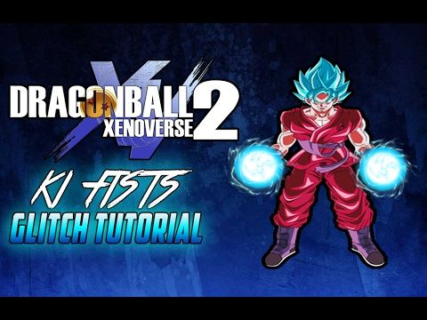 Infinite Kaioken Trick Tutorial Dragon Ball Xenoverse 2 Make Your