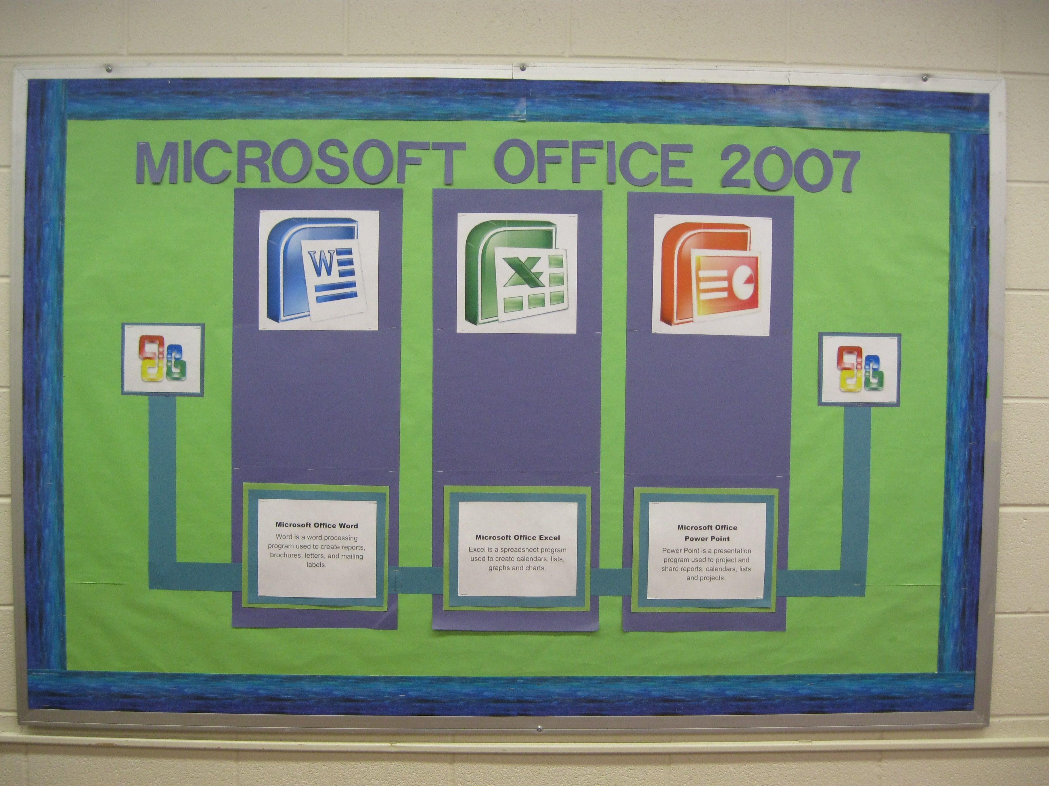 Office Board Ideas