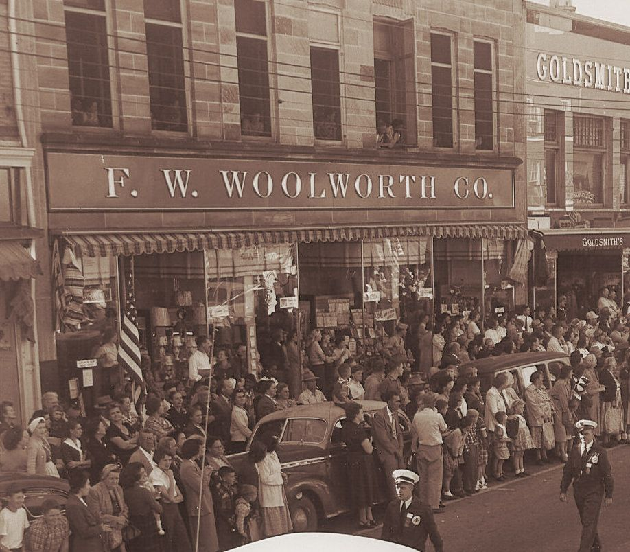 Woolworths We Had One Just Like This In Norfolk Virginia History Pictures Back In The Day