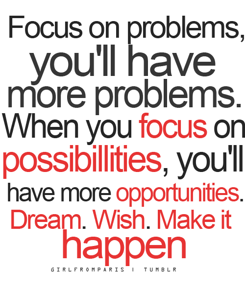 Dream, Wish, Make it happen!