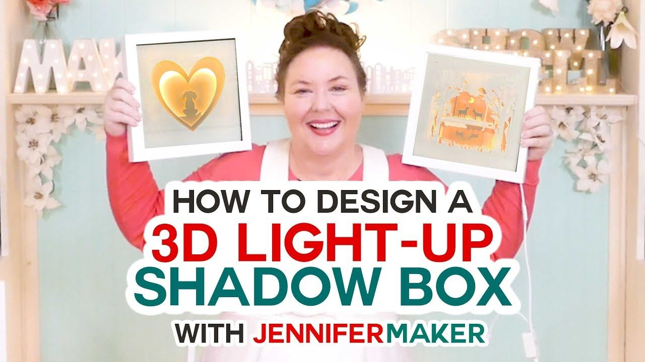DIY Custom Shadow Boxes How to Design Your Own! YouTube