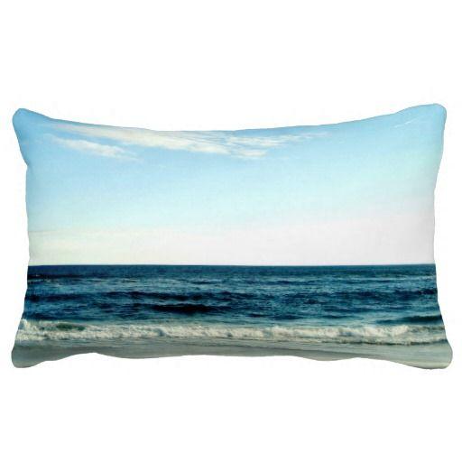 Ocean Blue Pillow
