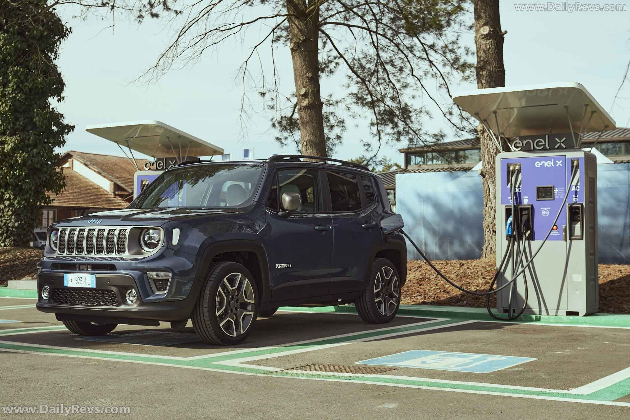 2021 Jeep Renegade 4xe Dailyrevs in 2020 Jeep renegade