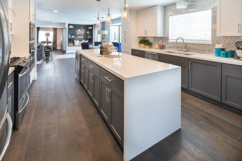 Before And After Kitchens From Drew And Jonathan Scott Kitchen