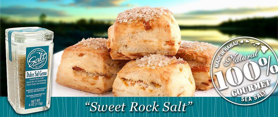 Dulce Sal Gema Sea Salt (4 OZ / 113g) or Sweet Rock Salt is