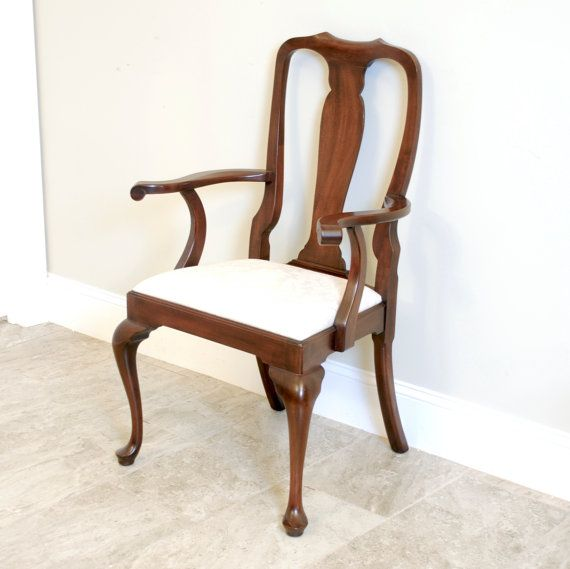 Henkel Harris Mahogany Single Dining Roomprettyruggeddesigns Best Single Dining Room Chairs Decorating Design