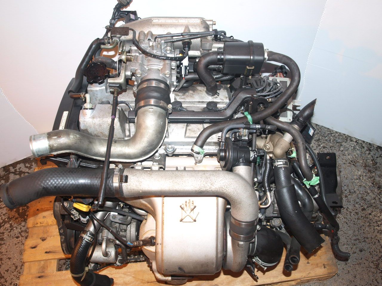 94-99 JDM 3SGTE MR2 COMPLETE ENGINE, TURBO, 5SPD TRANSMISSION | For