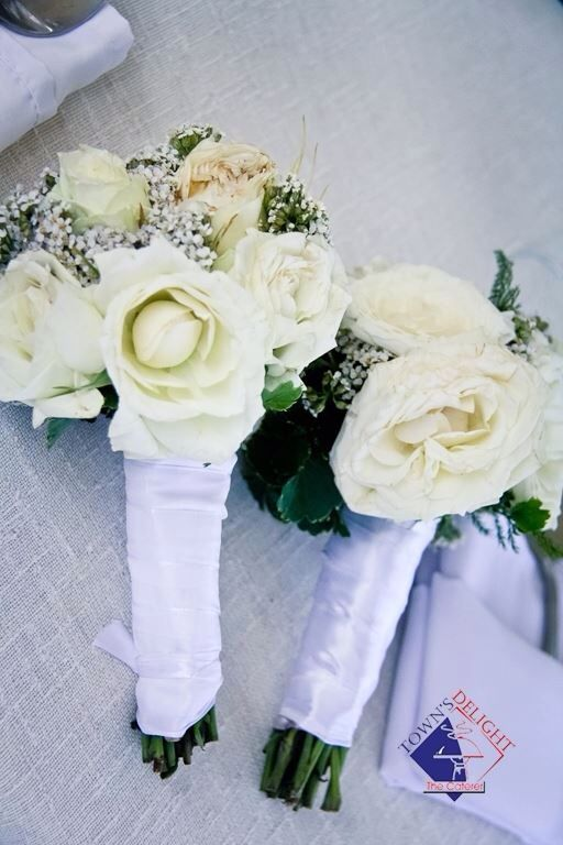 Flowers for Brides maid and Maid of Honor