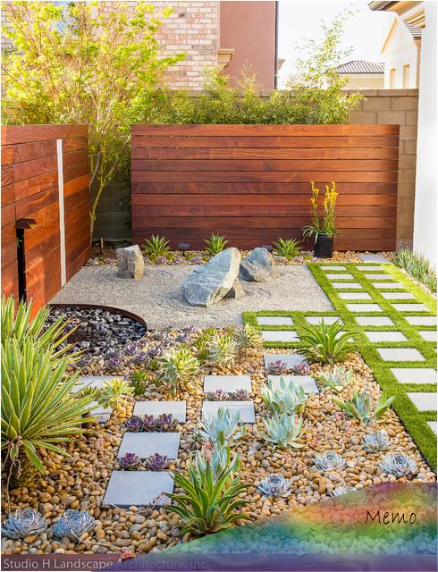 Feb 8 2020 Modern Zen Garden Small Space Design Contemporary Landscape Orange County By In 2020 Rock Garden Design Zen Garden Design Modern Japanese Garden