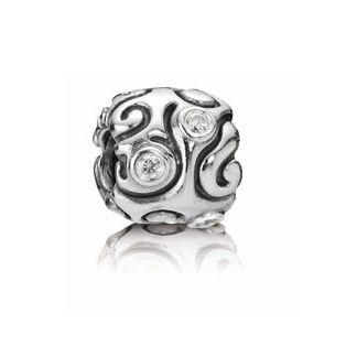 Capri Jewelers Arizona ~ www.caprijewelersaz.com Day Dream CZ Bead    Authentic Pandora Jewelry®  Price:  $60.00