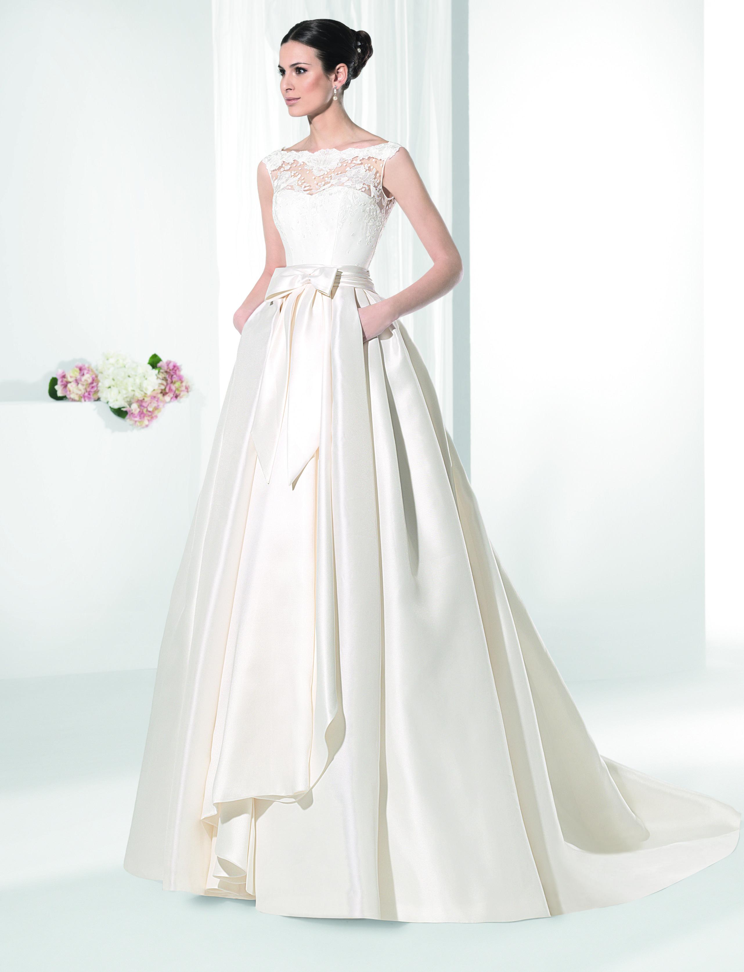 Vestido de novia Modelo Panotxa Franc Sarabia 2015 | Wedding Dress ...