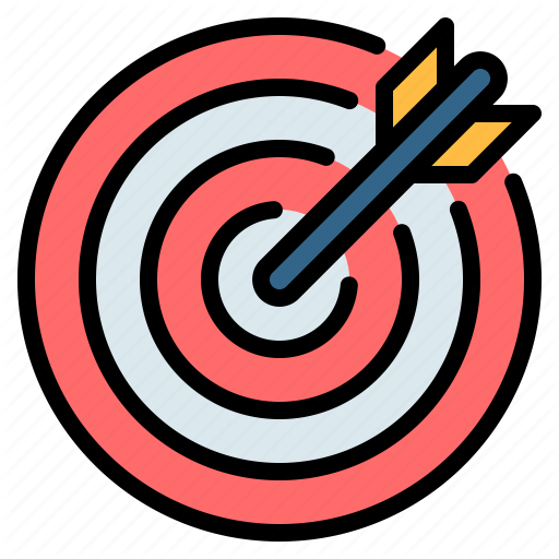 Aim Archer Board Business Dart Goal Target Icon Download On Iconfinder Icon Company Icon Design Icon