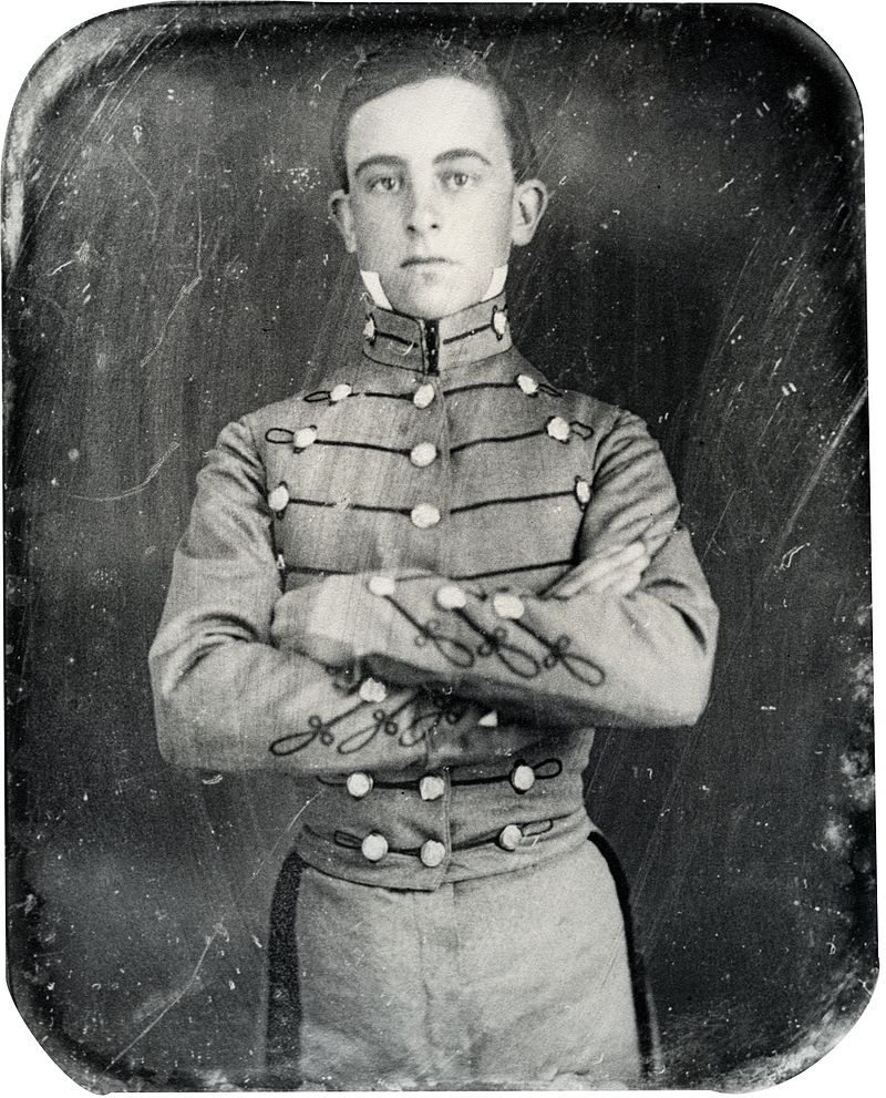 Walter H Taylor (1838-1916); VMI, Class of 1857 (resigned but was made honor graduate in 1870). Lt. Col., CSA.