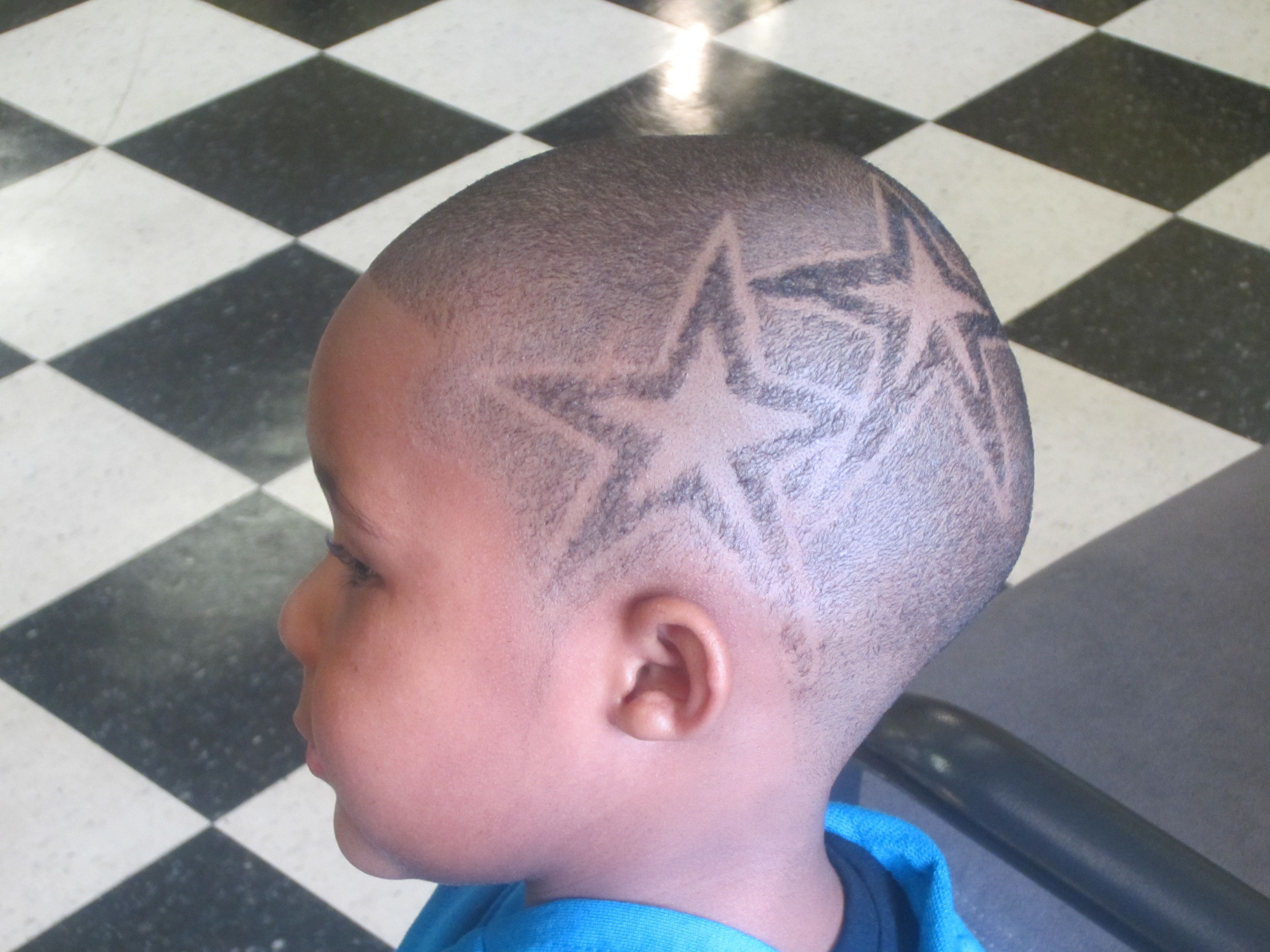 Short Black Mens Hair With Stars Black Mens Hair Styles