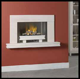 the newry limestone hole in the wall fireplace from discount