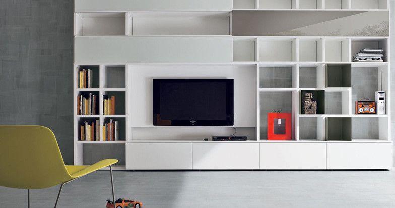 Billy Tv Kast.Tv Kast Tv Wall Furniture Tv Wall Wall Storage Unit