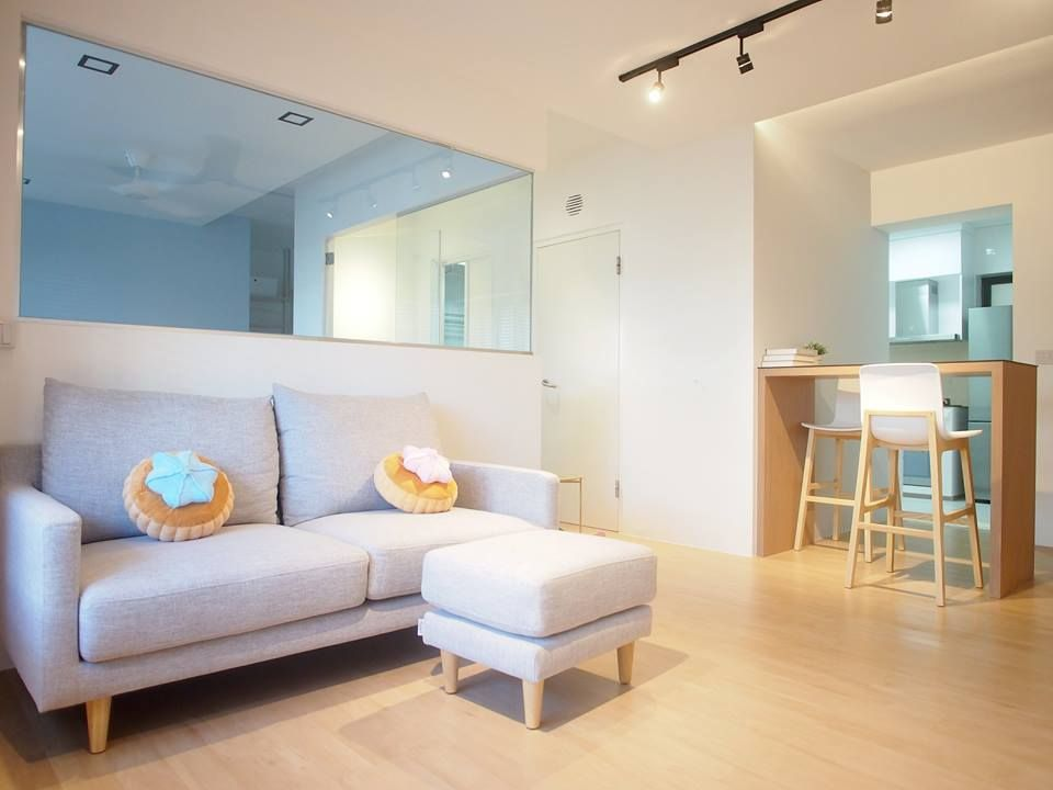 Muji Inspired Home Interior Designs From 5 Id Companies Minimalist Home Minimalist Home Decor Best Home Interior Design