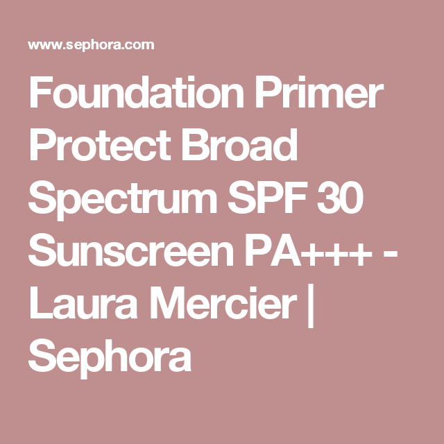 Foundation Primer - Radiance by Laura Mercier #6