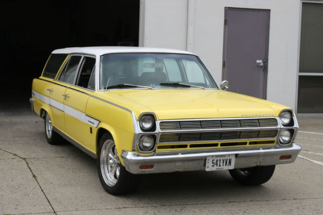 1965 Rambler Ambassador 990 Wagon For Sale Photos Technical