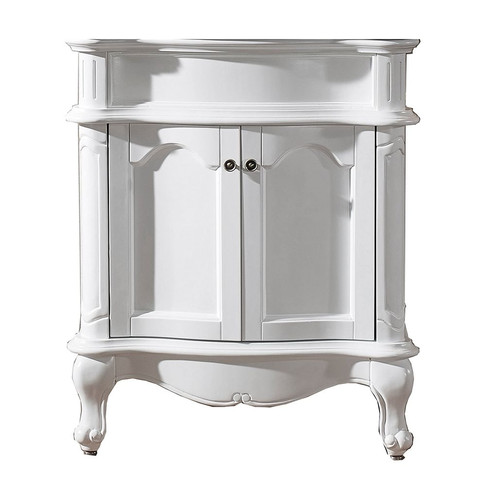 Glamorize your bathroom decor with the fashionable Norhaven cabinet ...