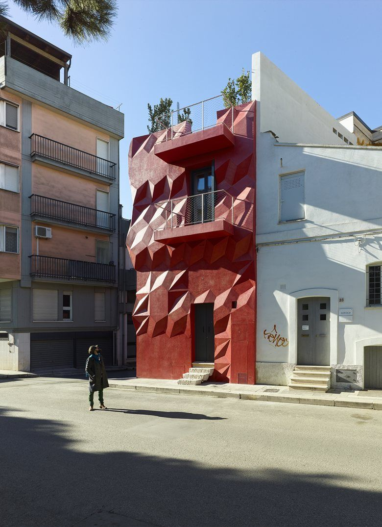 Gentle Genius, Altamura, 2015 - GG - loop | Architecture ...