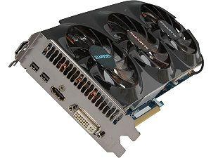 Gigabyte Gv R928xoc 3gd Radeon R9 280x 3gb 384 Bit Gddr5 Pci Express 3 0 Hdcp Ready Crossfirex Support Video Card Video Card Graphic Card Gigabyte