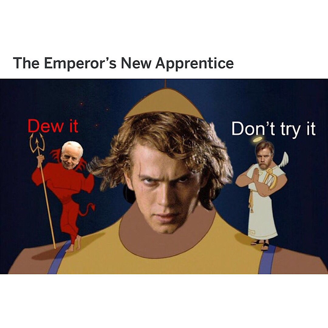 Star Wars Memes Your Daily Dose Of Funny And Interesting Star Wars Memes Subscribe Https Www Pinterest Com Star Wars Memes Star Wars Humor Star Wars Fandom