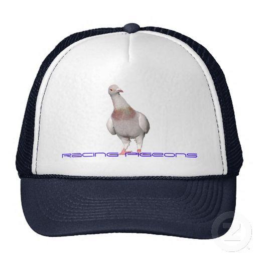 gorra con paloma demirada curiosa