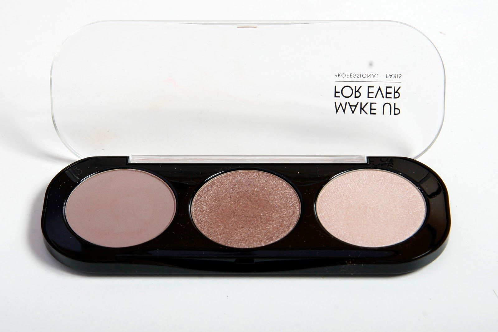 MAKE UP FOR EVER Artist Shadow Review (M548, I514, D562