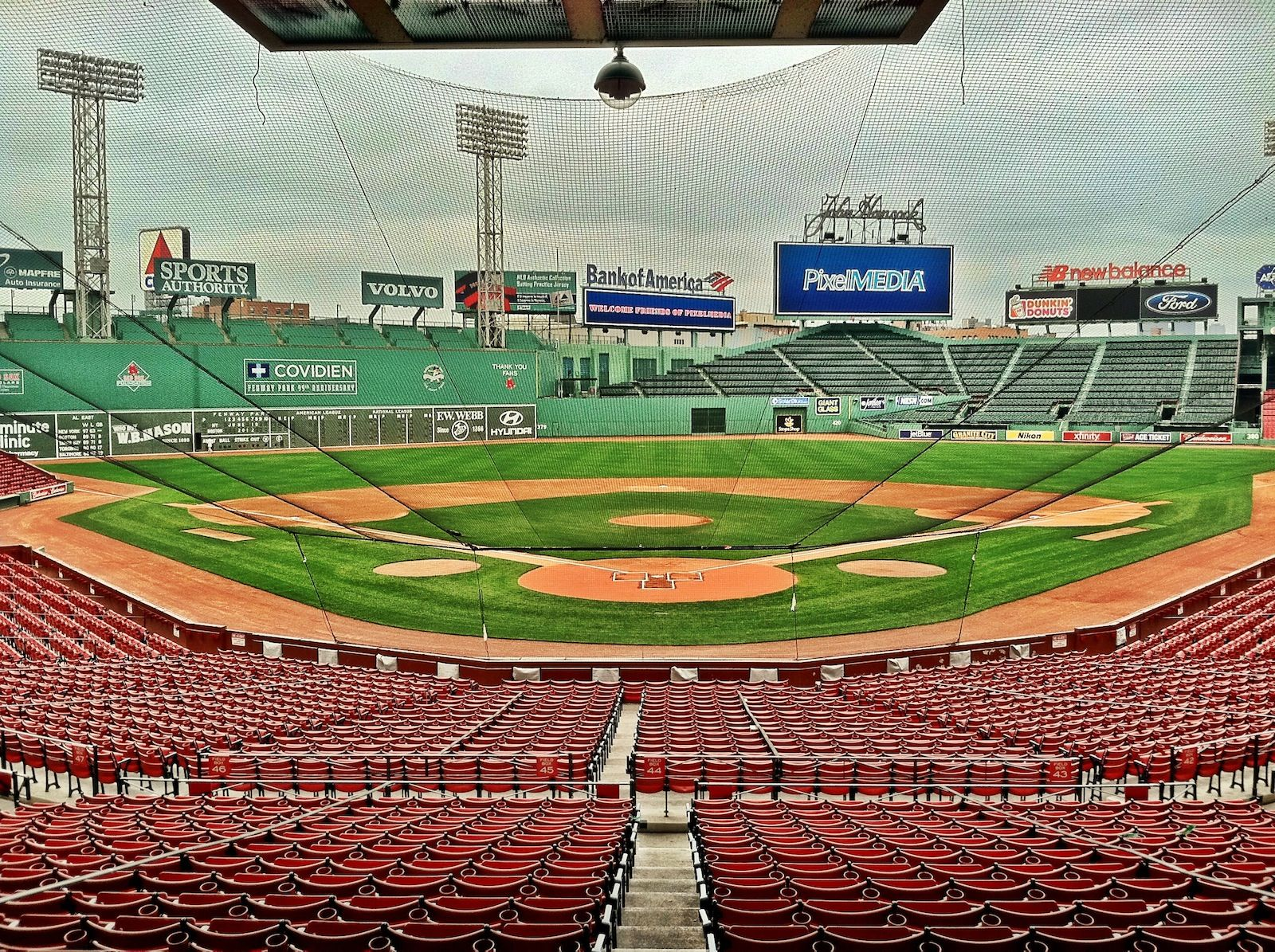 Pin By Randy Champion On Stadiums Fenway Park Red Sox Baseball Baseball Stadium