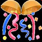 Confetti Ball Emoji Emoji List Emoji Images