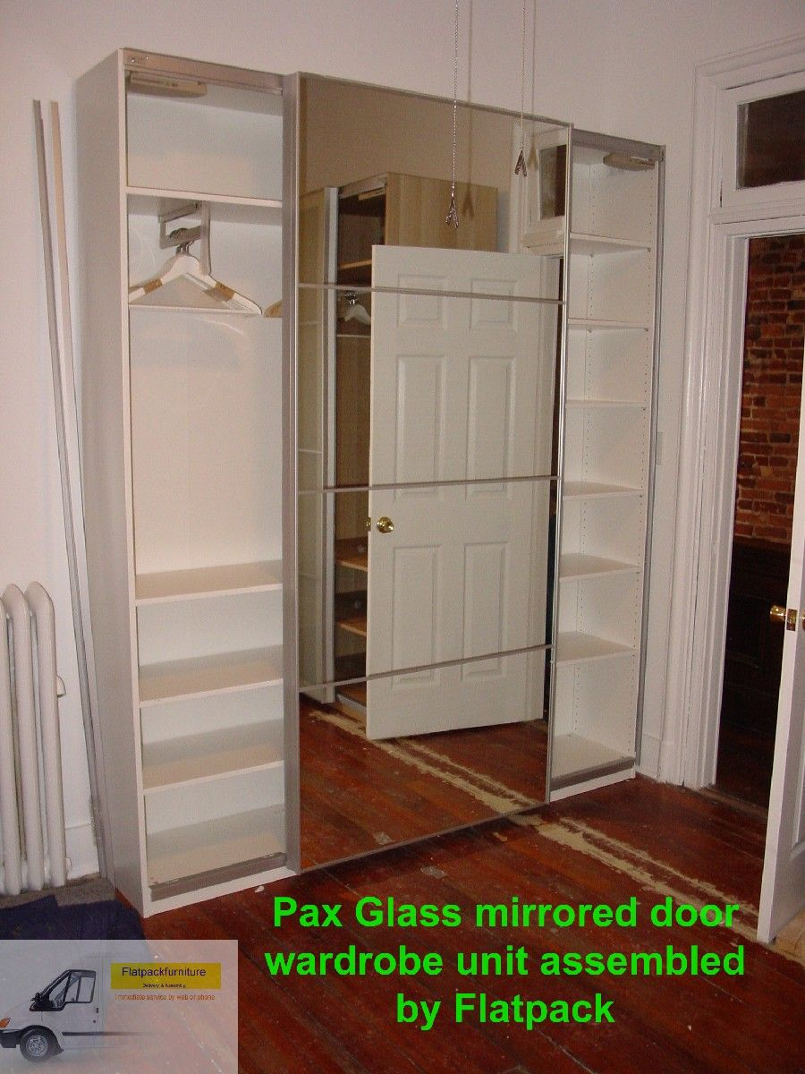 IKEA PAX Wardrobe Assembly Article Number: 391.612.66 In Baltimore, MD  Https: