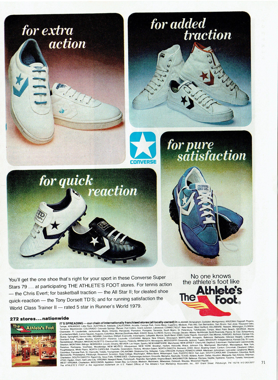 Foot Shoe Store Chris Evert